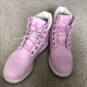 Timberland girl shoes